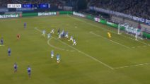 Champions, Schalke-Manchester City 2-3: gol e highlights