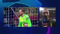 """Juve ko in Champions a Madrid, Chiellini: """"Nulla è compromesso, a Torino vinceremo"""""""