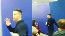 "Atlético - Juve, Cristiano Ronaldo ""provoca"" i giornalisti spagnoli"