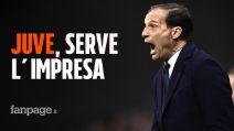 Champions, Atletico-Juve: gara d'andata decisa da Giménez e Godìn. Ora la Juve si qualifica se...