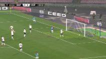 """Napoli, Simone Verdi: """"Contento per il gol, dobbiamo continuare così"""""""