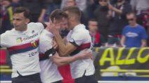 Serie A, Bologna-Genoa 1-1, gli highlights
