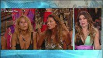 L'Isola dei Famosi, Alba Parietti difende Yuri dalle accuse