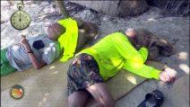 L'Isola dei Famosi 2019: Paolo e Riccardo, naufraghi arzilli