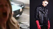 """Alessia Marcuzzi si scatena prima dell'isola dei Famosi e canta """"Rolls Royce"""""""