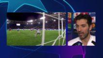 """Gigi Buffon: """"Zaniolo predestinato, se ha cattiveria del papà..."""""""