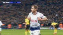 Champions, Tottenham-Borussia Dortmund: gol e highlights