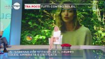 Mattino Cinque, una sorpresa in diretta per Federica Panicucci