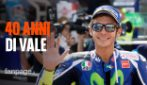 Valentino Rossi compie 40 anni. Il ragazzo di Tavullia diventato una leggenda del motociclismo