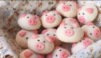 Eggless piggy cookies: an easy recipe for very soft and delicious cookies
