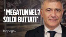 """Torino-Lione, Pecoraro Scanio: """"Ecco perché la Tav in Val di Susa è un'opera inutile"""""""