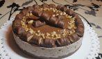 Cheesecake cioccolato e nocciola: un dessert cremoso e delizioso