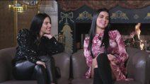 Uomini e Donne, Giulia De Lellis aiuta Teresa Langella a scegliere l'abito per la scelta