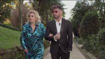 Uomini e Donne - La scelta di Teresa Langella: Gianni Sperti e Tina Cipollari arrivano alla festa