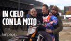 """MotoTerapia, curare i malati correndo sulle due ruote: """"Ecco gli effetti che fa volare in moto"""""""