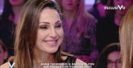 """Verissimo, Anna Tatangelo si racconta: """"Io e Gigi D'Alessio abbiamo superato la crisi"""""""