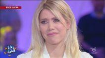 """Wanda Nara in lacrime a Tiki Taka: """"Mauro sta soffrendo, l'Inter è la nostra famiglia"""""""