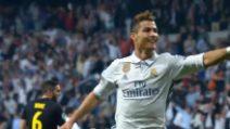 Cristiano Ronaldo vs Atletico: i gol segnati nei 'derby' di Champions