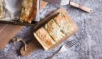 Spanakopita: the traditional greek feta & spinach pie with filo pastry!