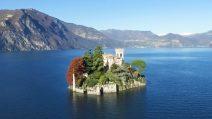 Isola di Loreto, l'oasi da fiaba nel cuore del lago d'Iseo