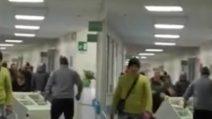 Muore donna all'ospedale di Boscoreale, parenti assaltano e distruggono il reparto