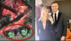 Wanda Nara brucia due foto della coppia: cosa si nasconde dietro il gesto