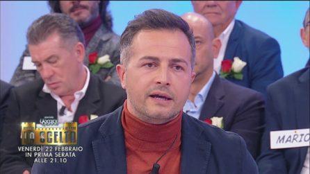 """Uomini e Donne, Riccardo: """"Ida, lo vuoi capire che tu mi sei indifferente?"""""""