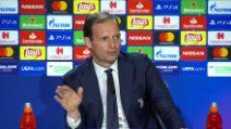 """Champions, Allegri: """"Gioca Dybala. Khedira non convocato"""""""