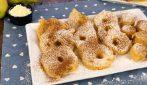 Frittelle di mela, banana e pera: la ricetta tipica del Trentino!