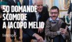 50 domande scomode a Iacopo Melio, nominato Cavaliere della Repubblica da Mattarella