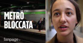 """Incidente in metro a Milano, cinque feriti: """"Ho sbattuto la testa e sono svenuta"""""""