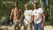 Jeremias Rodríguez arriva sull'Isola che non c'è