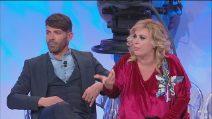 Uomini e Donne, scoppia la lite tra Tina Cipollari e David Scarantino