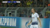 Champions, Borussia Dortmund-Tottenham 0-1: gol e highlights