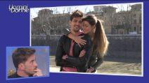 Uomini e Donne, Andrea Zelletta esce in esterna con Natalie