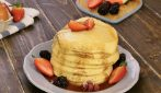 Microwave healthier pancakes: ready in just two minutes!