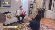 """La lite tra Giulia Cavaglia e Lorenzo in villa: """"Pensi di avere un harem?"""""""