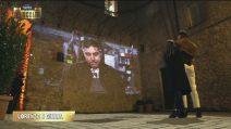 Uomini e Donne, Lorenzo vede suo padre in video e scoppia in lacrime