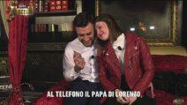 La scelta di Lorenzo Riccardi a Uomini e Donne di sera: la telefonata del padre assente in villa