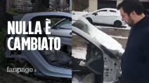 Tor Bella Monaca, le promesse di Salvini: un anno dopo non è cambiato niente