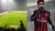 Dpo il coro a Piatek, i tifosi del Milan ne hanno uno per Paqueta