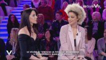 Le Veline Shaila Gatta e Mikaela Neaze a Verissimo