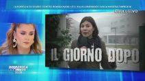La giornalista di Domenica Live tenta di parlare con Mauro Icardi senza riuscirci