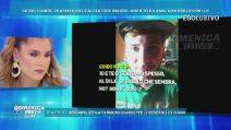 """Domenica Live - Guido Icardi: """"Non vedo Mauro dal 2014"""""""
