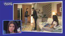 Uomini e Donne, Valentina Galli organizza un confronto tra il suo ex e Luigi Mastroianni