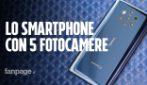 Ecco il Nokia 9 PureView e tutte le sue 5 fotocamere: tutto sul nuovo top di gamma