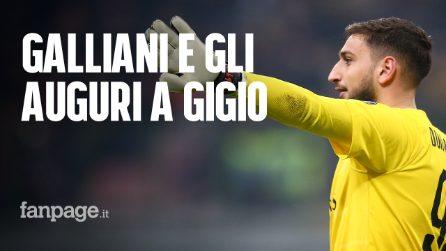 """Galliani: """"Portiere incredibile. E pensare che era già dell'Inter"""""""