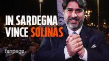 Elezioni regionali Sardegna, vince il centrodestra con Christian Solinas. Tracollo del M5s