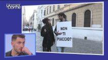 """Uomini e Donne, Angela Nasti a Davide Digeso: """"Non mi piaci"""""""