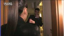 "Uomini e Donne, Luigi Mastroianni bacia Irene Capuano: ""A casa ti penso"""
